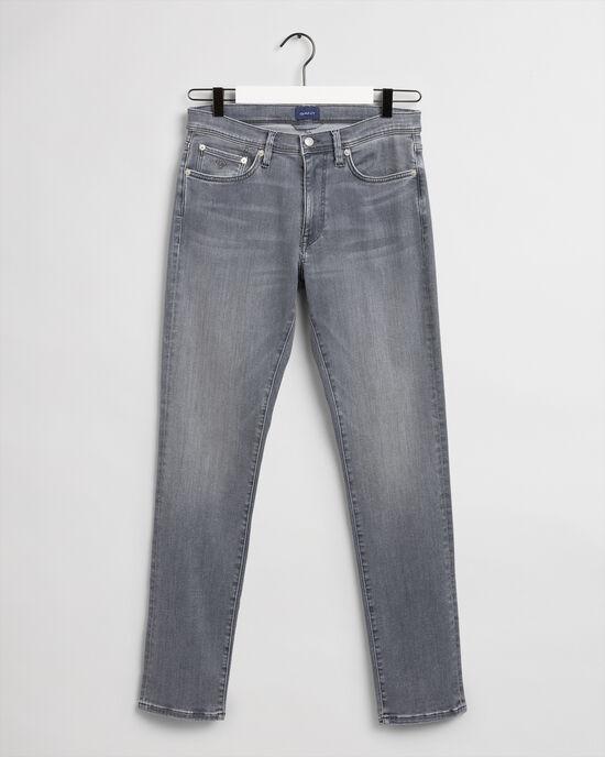 Jeans Maxen grigi Active-Recover extra slim fit