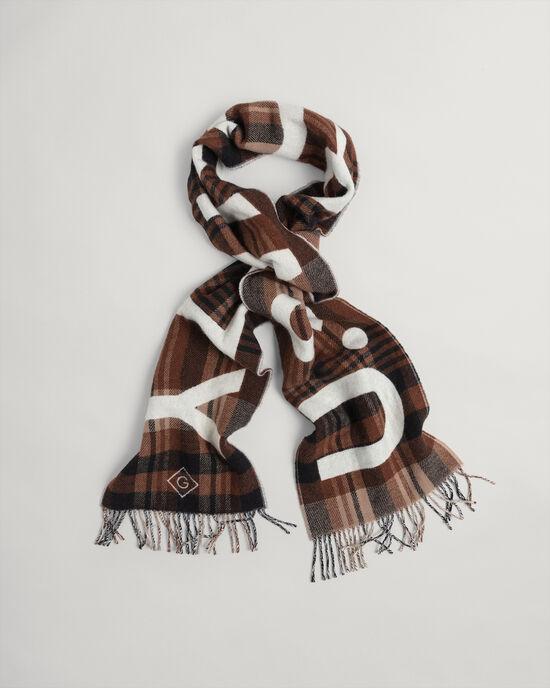 Sciarpa in lana US Royalty