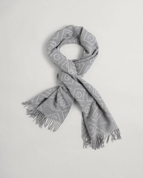 Sciarpa in lana Iconic G