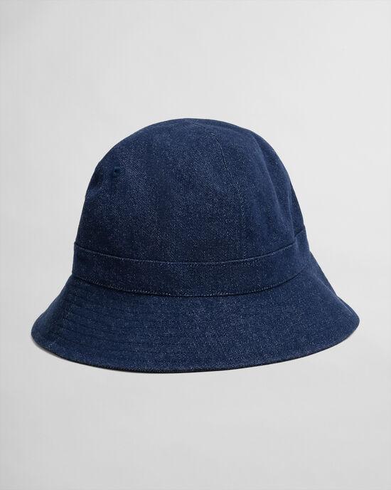 Cappello pescatore di jeans