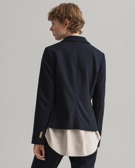 Blazer in jersey piqué Tech Prep™ slim fit