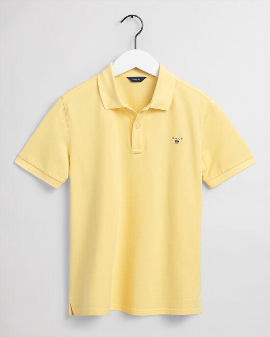 Polo Original in piqué teen boys