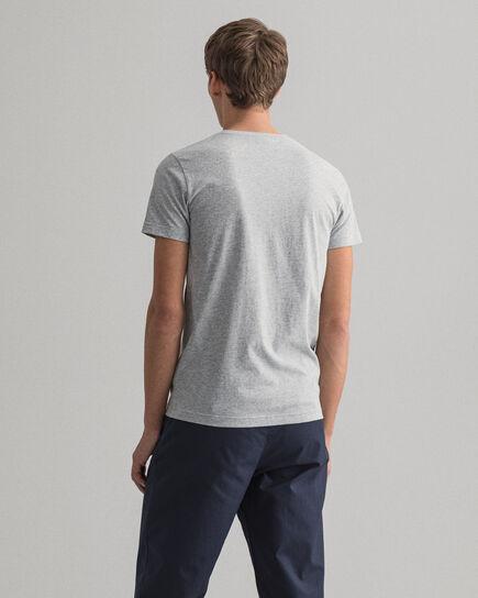 T-shirt Original con scollo a V slim fit