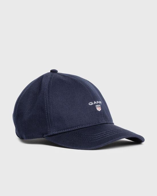 Cappellino in twill di cotone