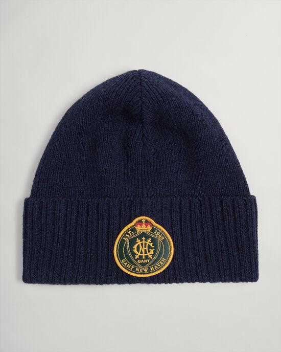 Berretto in lana Royal Crest