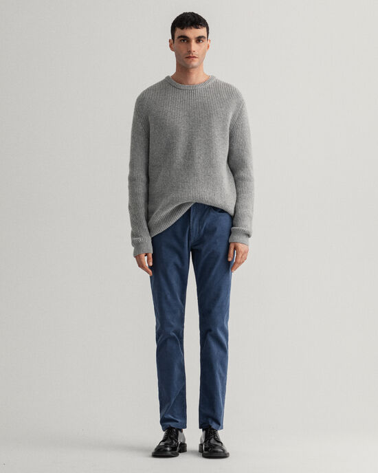 Jeans Hayes in velluto a coste slim fit