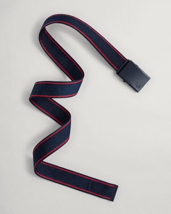 Cintura in tela Retro Shield