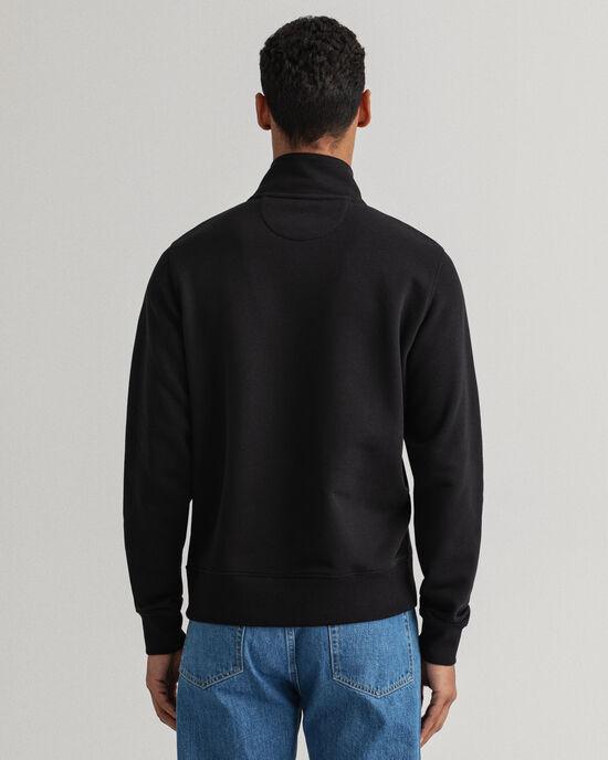Cardigan Original con zip lunga