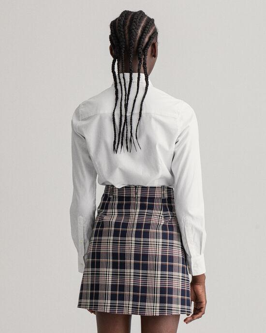Camicia Oxford elasticizzata