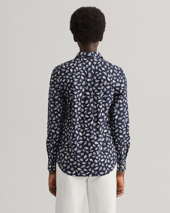 Camicia Shell regular fit