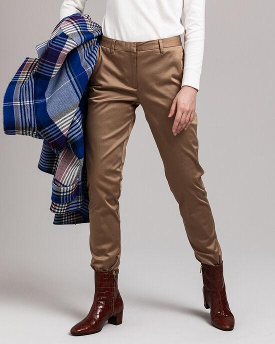 Pantaloni da tailleur Tech Prep™ in raso
