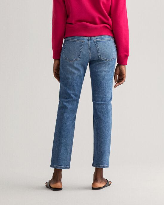 Jeans Farla sopra la caviglia slim fit