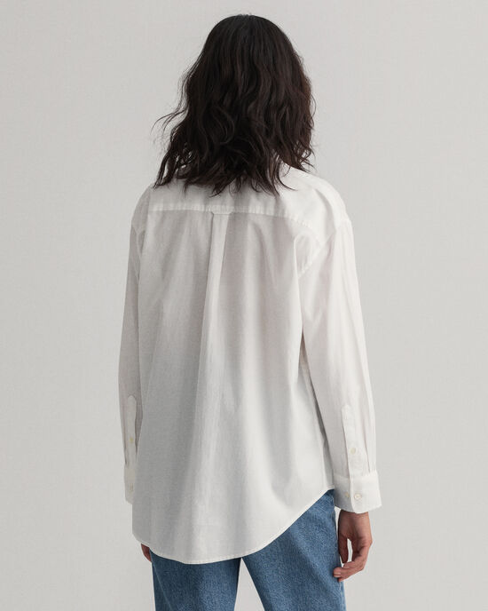Camicia Oxford relaxed fit
