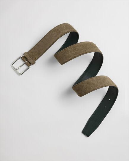 Cintura Classic in camoscio