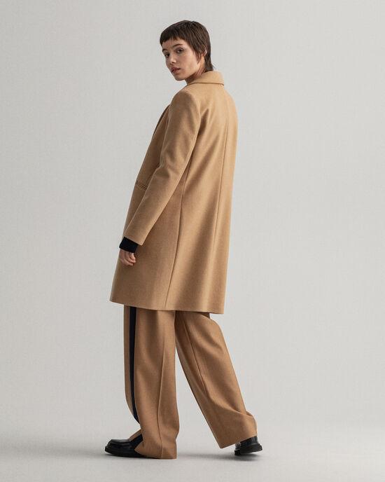 Cappotto in lana sartoriale Classic