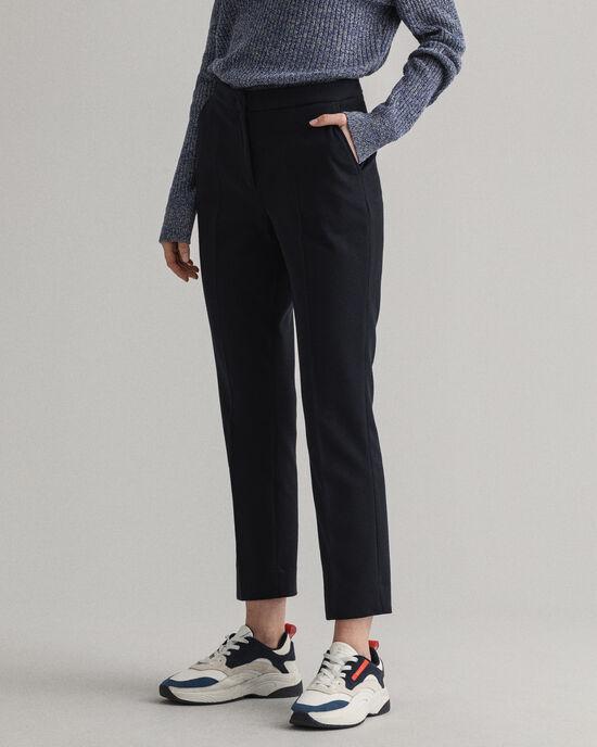 Pantaloni a sigaretta in piqué di jersey Tech Prep™