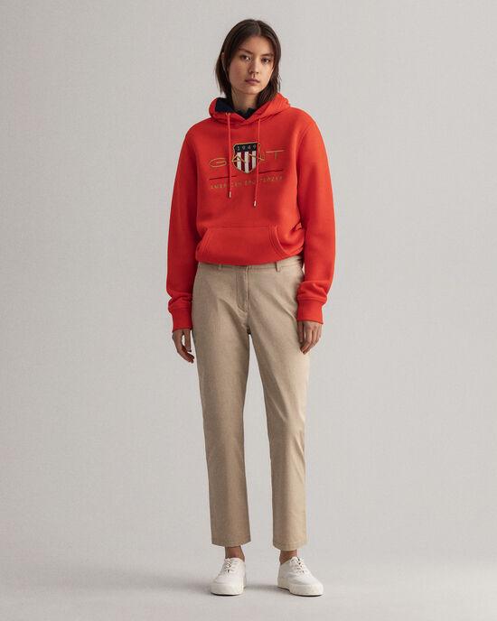 Pantaloni chino Fryda classici slim fit