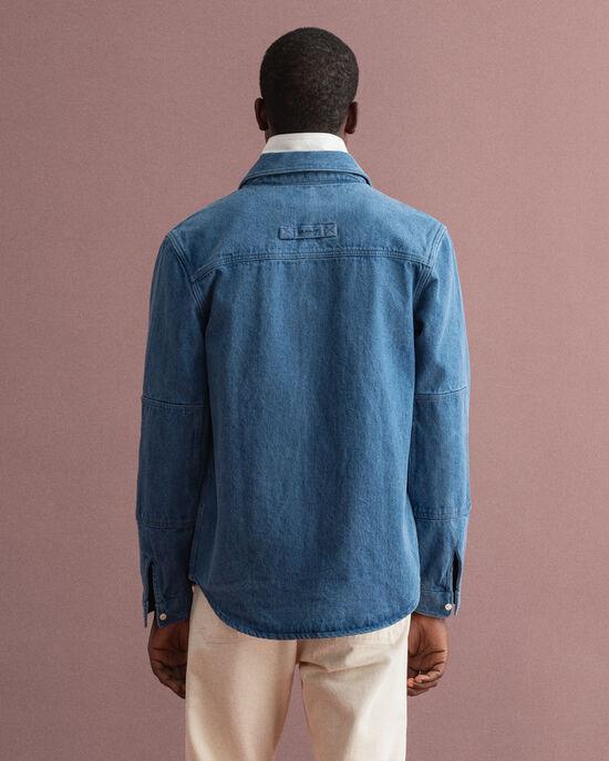 Camicia di jeans regular fit