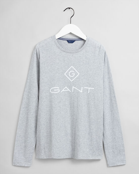T-shirt Logo a maniche lunghe teens