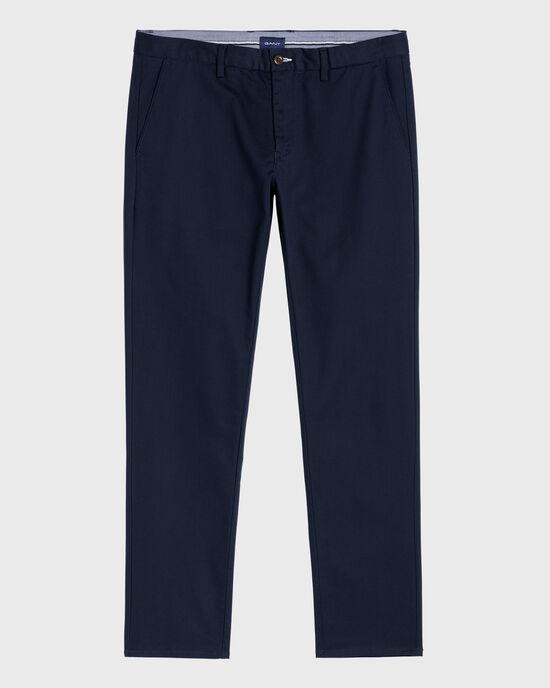Pantaloni chino Hallden Tech Prep™ slim fit