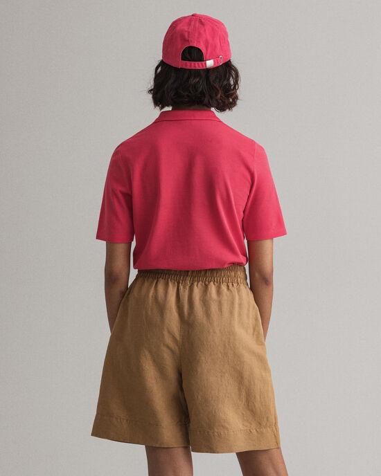 Polo in piqué Original a maniche corte-lunghe