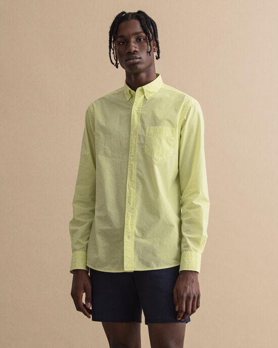 Camicia Sunfaded regular fit