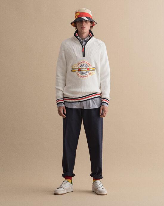 Pantaloni chino Hugger
