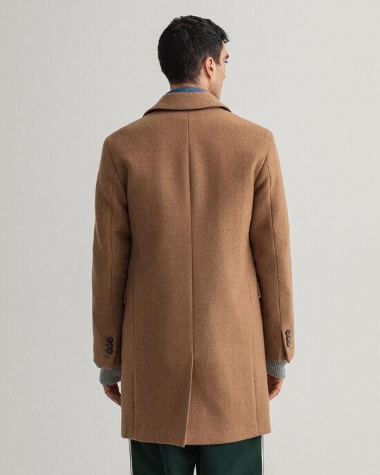 Cappotto di lana Classic