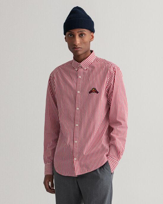 Camicia a righe Bengal regular fit