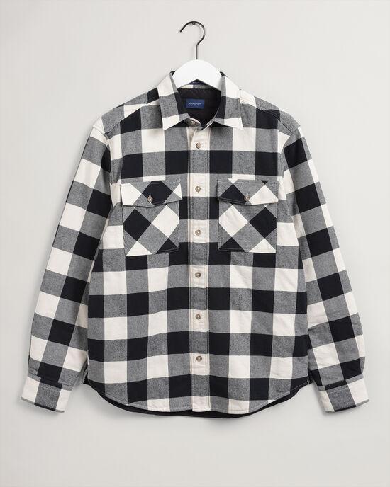 Camicia giacca Buffalo imbottita
