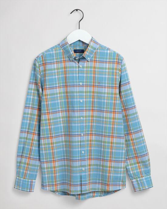 Camicia in madras teen boys