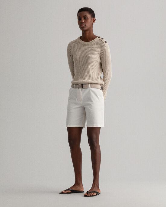 Pantaloncini chino Classic slim fit