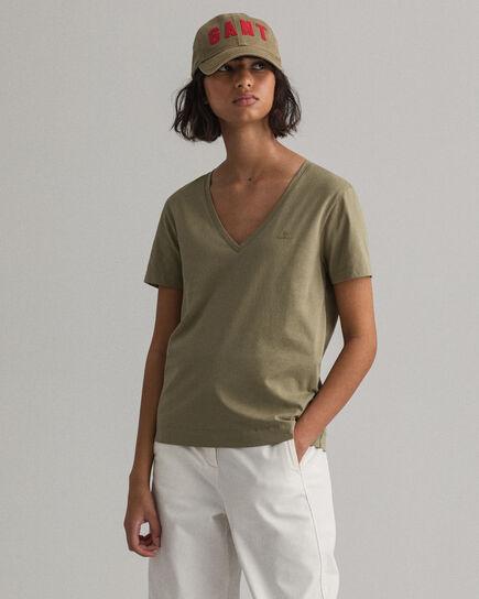 T-shirt Original con scollo a V