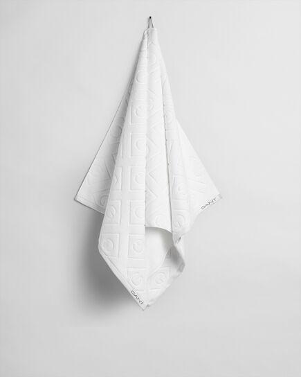 Organic Cotton G Towel 50x100