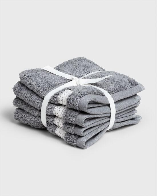 Confezione da 4 asciugamani Premium 30x30