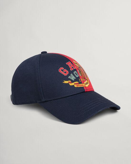 Cappellino World Crest