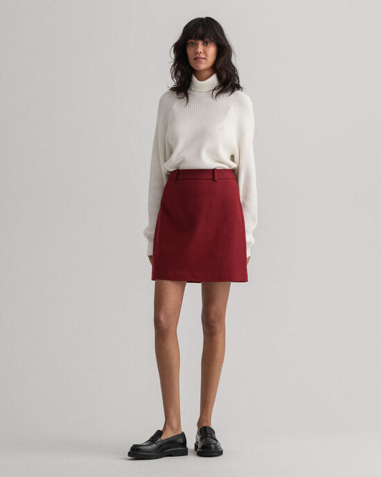 Minigonna in jersey