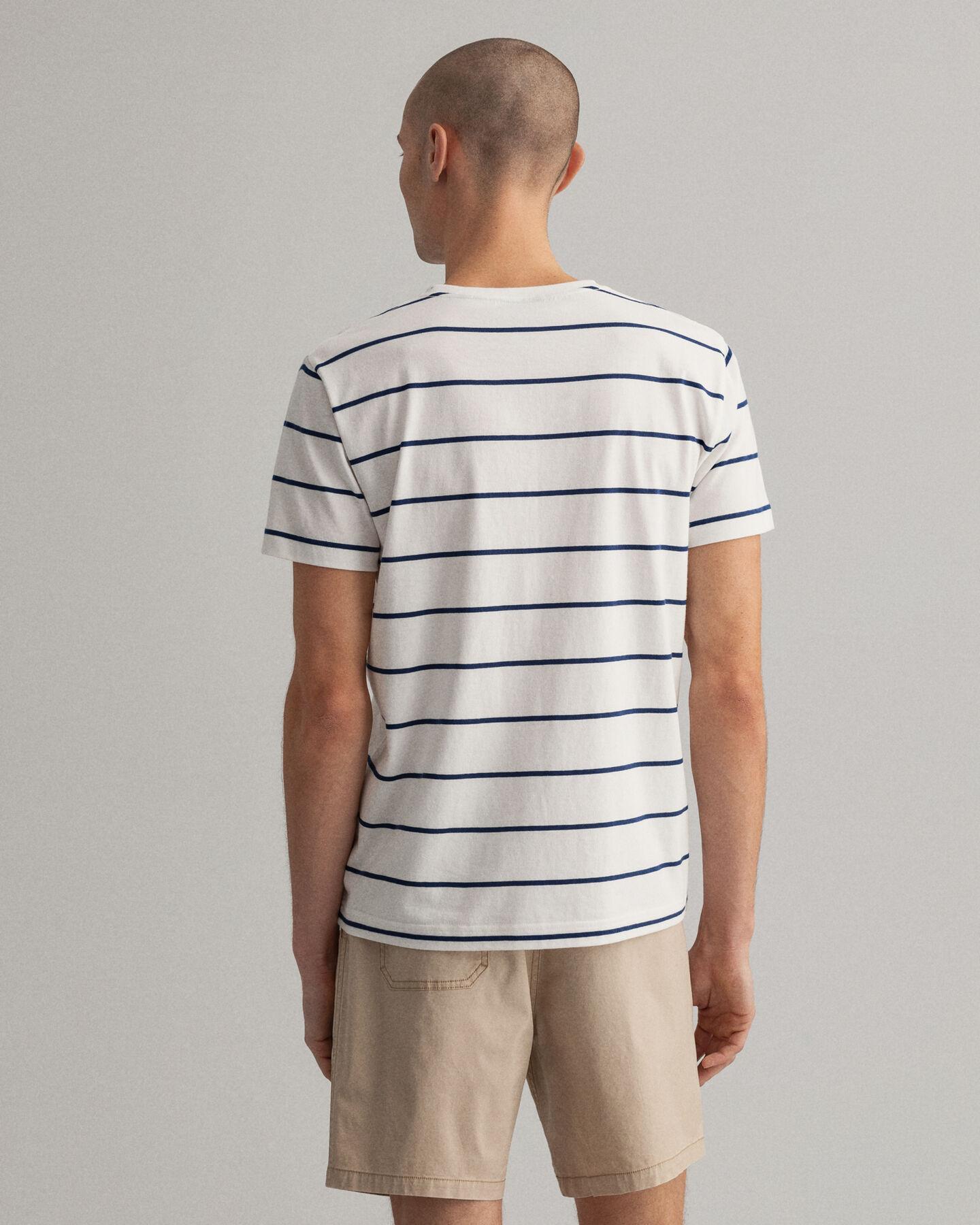T-shirt a righe Breton
