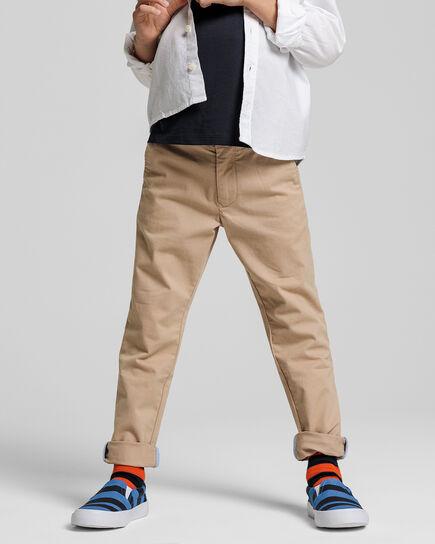 Pantaloni chino kids