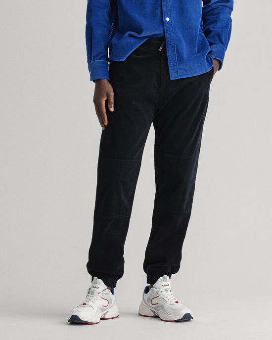 Joggers in velluto a coste Allister regular fit