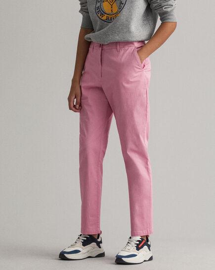 Pantaloni chino Fryda classici
