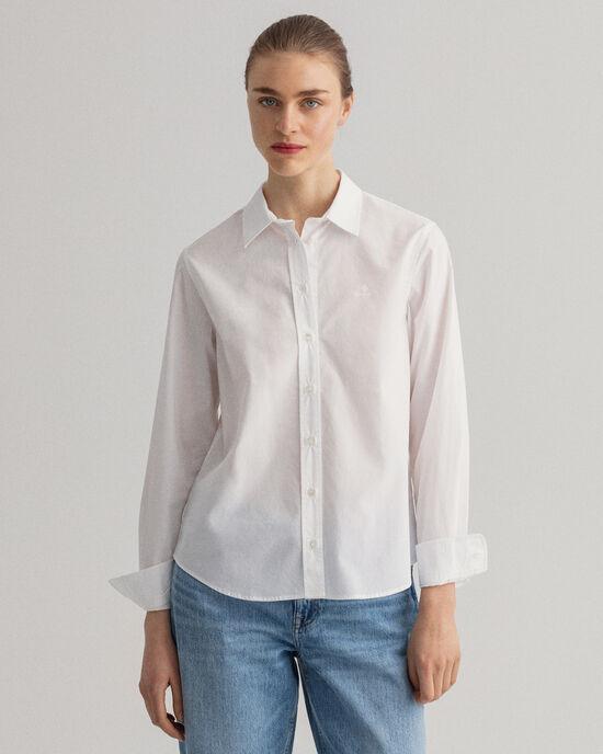 Camicia in broadcloth