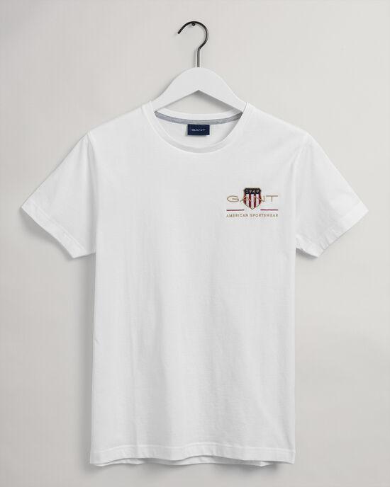 T-shirt Archive Shield slim fit