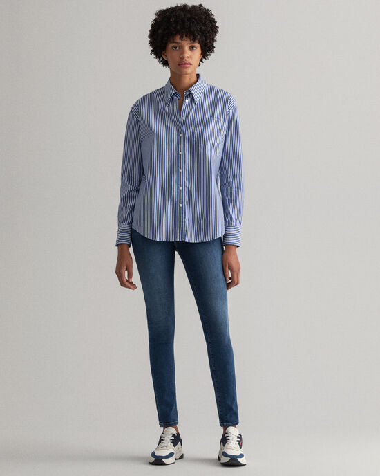 Jeans Nella Travel indaco
