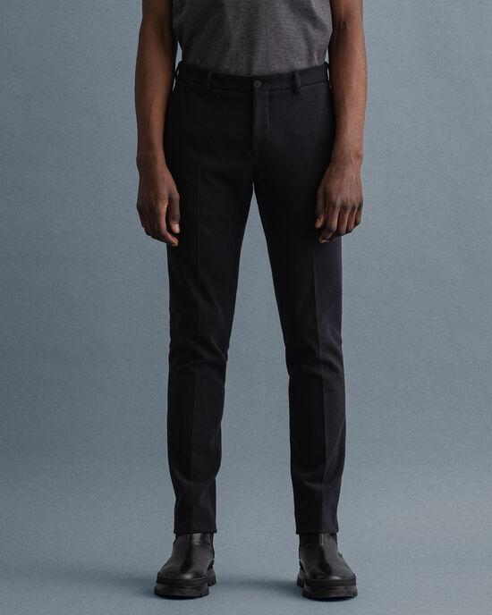 Pantaloni da abito in jersey