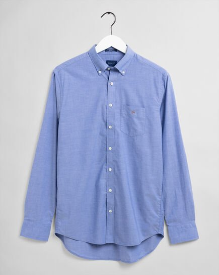 Camicia in broadcloth regular fit