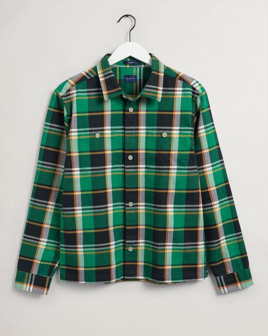 Camicia giacca a scacchi Bold