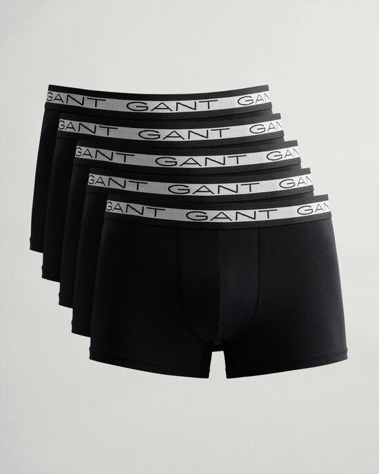 Confezione da 5 paia di boxer basic