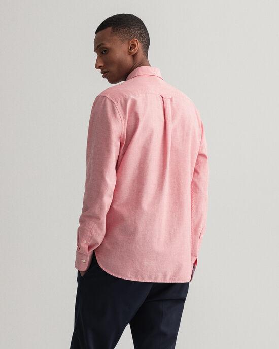 Camicia Oxford regular fit