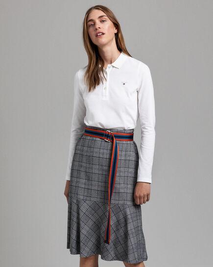 Original Long Sleeve Piqué Polo Shirt